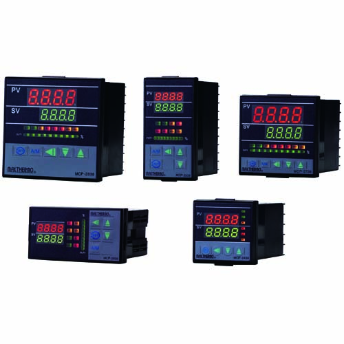 PID Temperature Controller MCP-2X38 Series