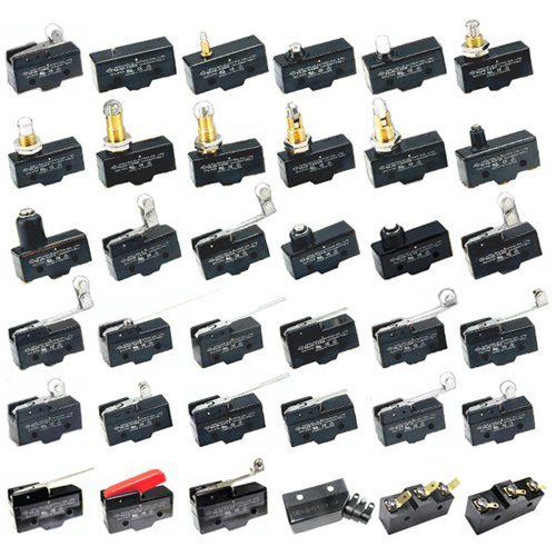 MJ2 Series Enclosed Limit Switches