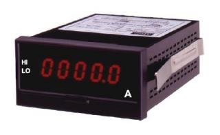 DM-52 Series 4-1/2 Digital Panel Meter