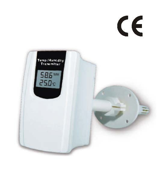 WCH Series LCD Humidity & Temperature Transmitter