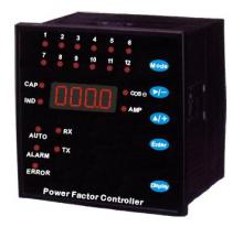 APF Series Auto-Power Factor Controller