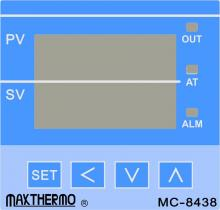 PID Temperature Controller MC-8438